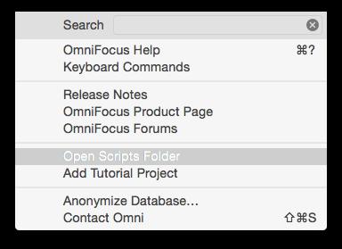 Open Scripts Folder
