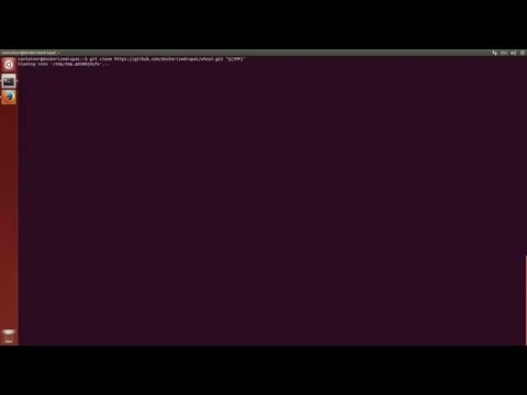 Getting started on Linux: Install vhost