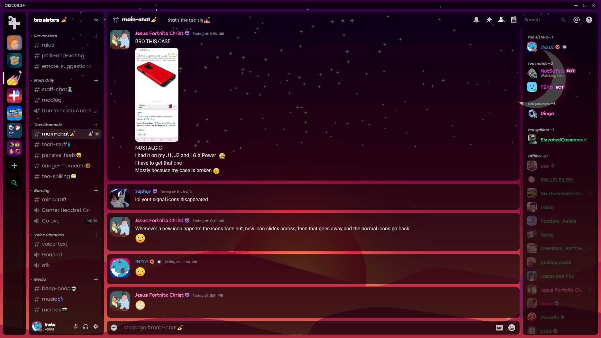 GitHub - PlusInsta/discord-plus: A sleek, customizable