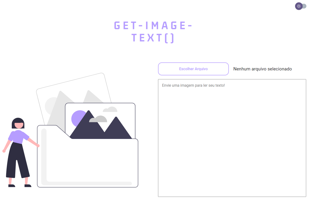 getImageText visual example