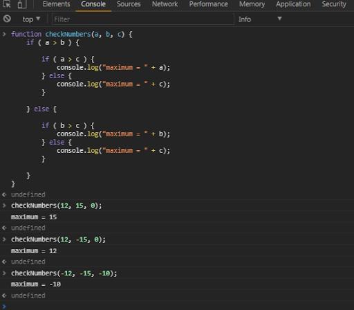 In Chrome DevTools