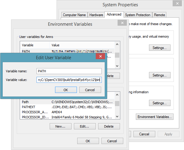 Installation (Windows, MATLAB, OpenCV 3) · kyamagu/mexopencv Wiki