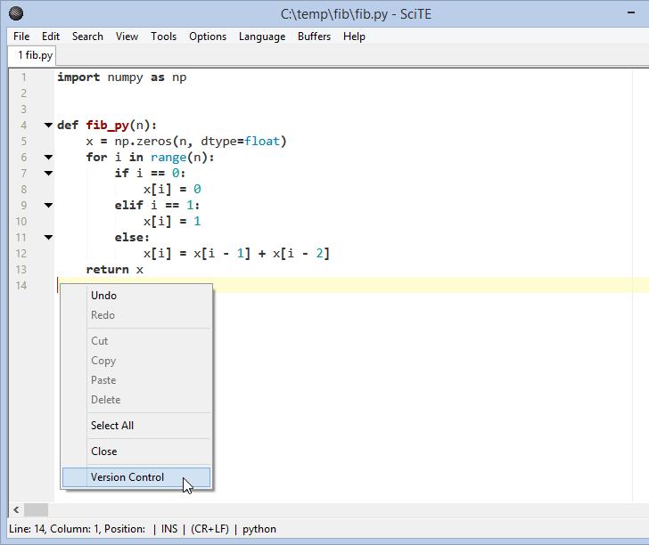 scite-simple-version-control/README md at master · debjan/scite