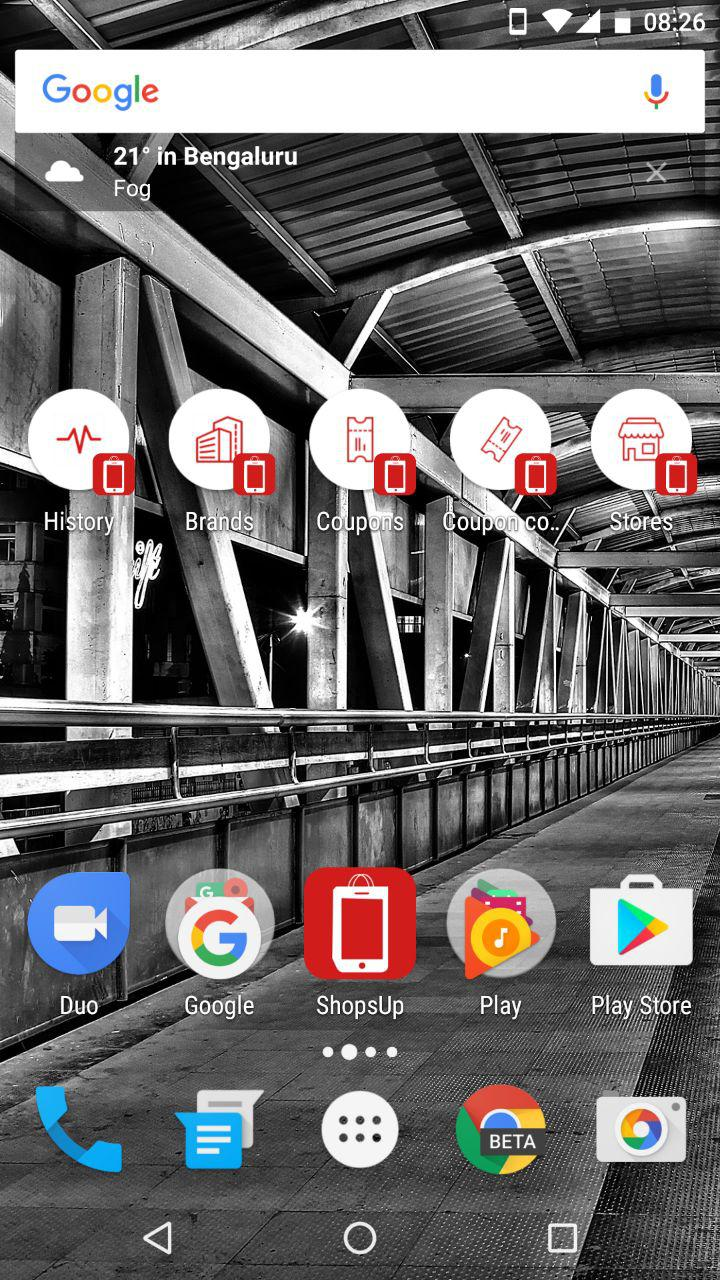 Creating App Shortcuts in Launcher · codepath/android_guides