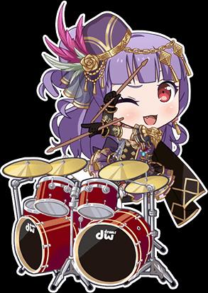Ako Udagawa - Number 1 Fan