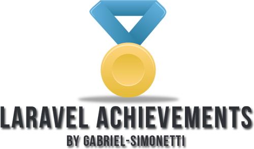 Achievement Logo github - gstt/laravel-achievements: achievements for laravel 5.3+