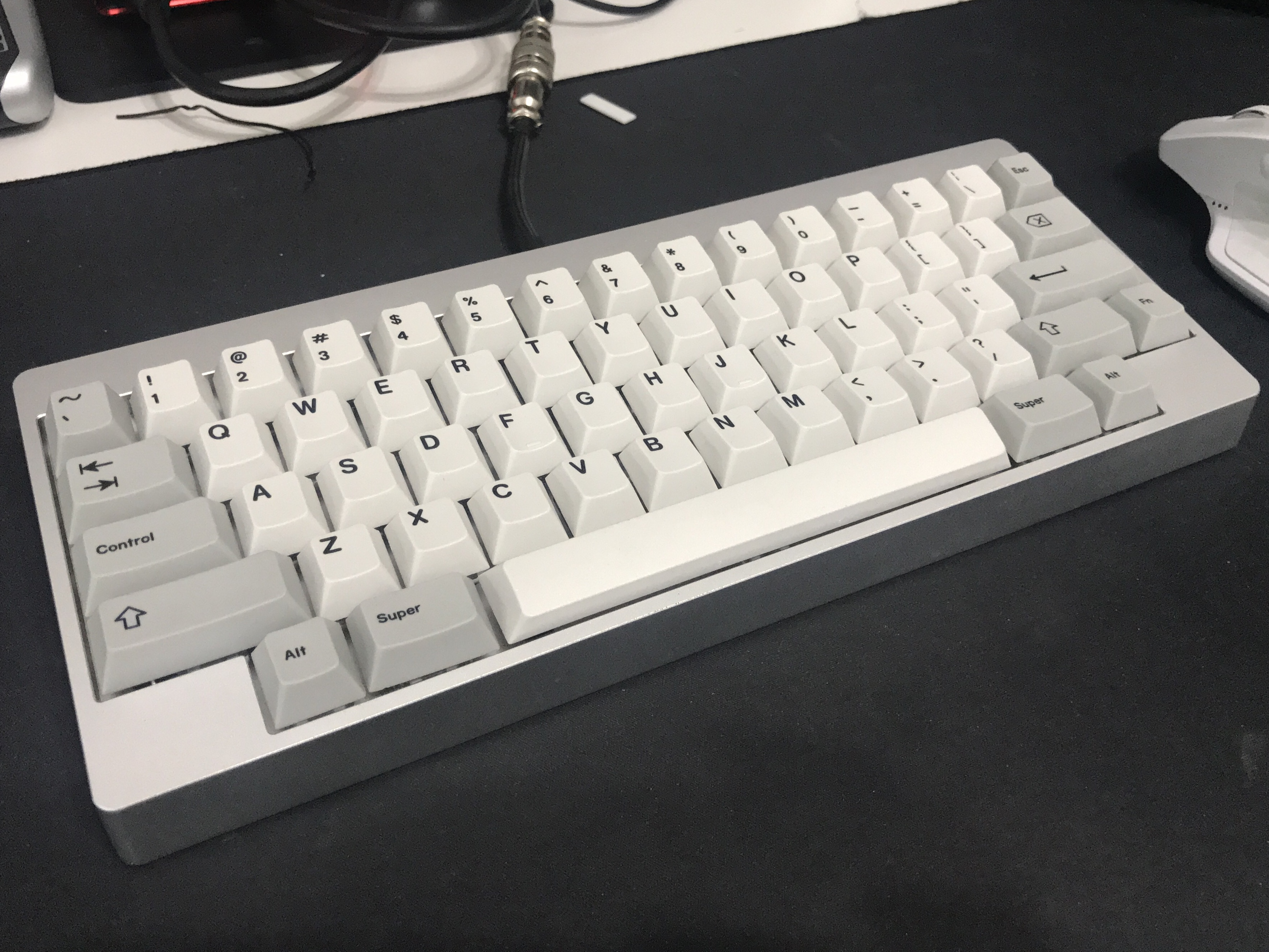 Mechanical Keyboards David Hemphill