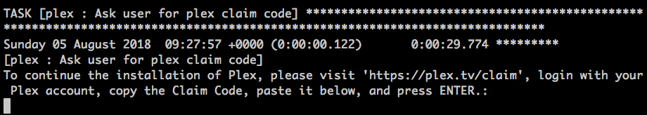 Plex Claim Token Prompt 1