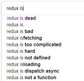 Redux is