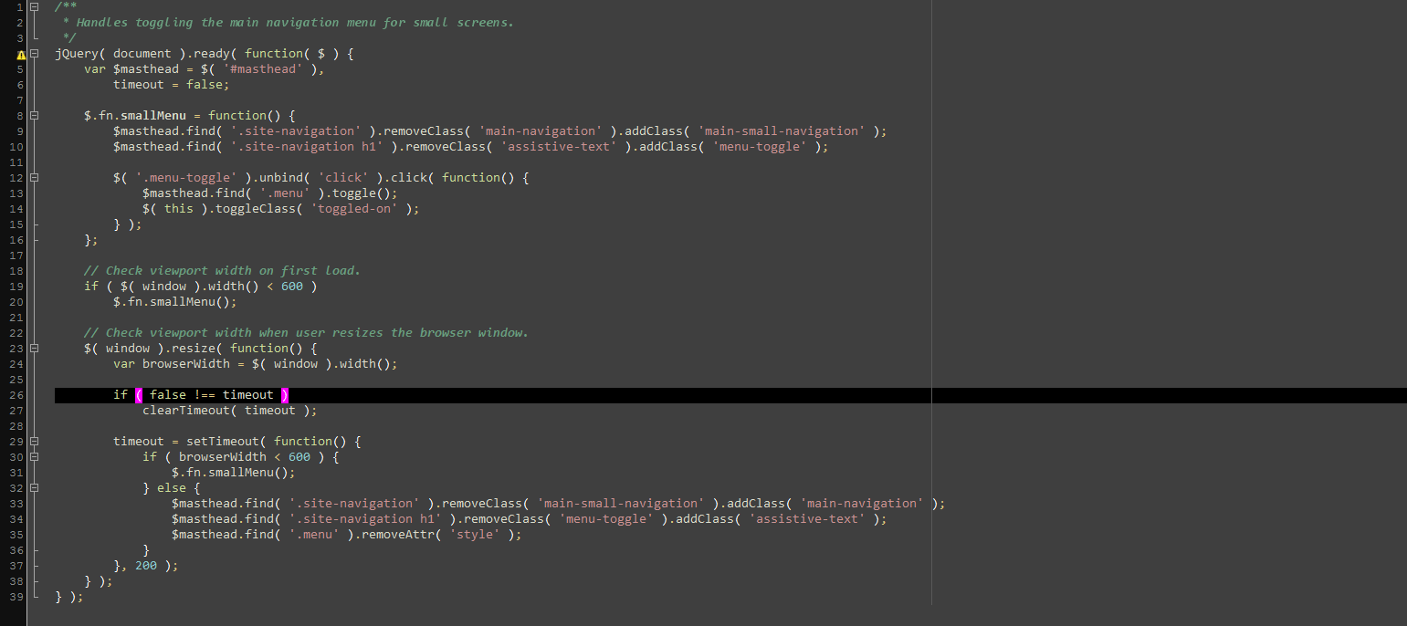 JS file example
