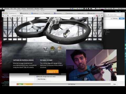 SkyJack - autonomous drone control