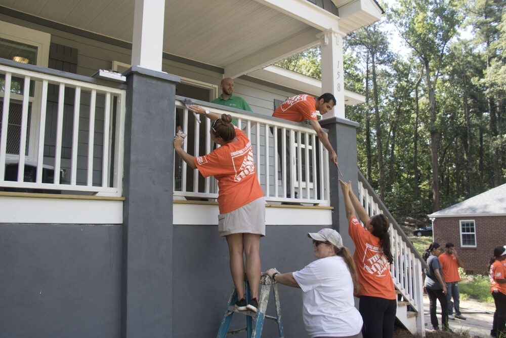 The Home Depot: Community Service