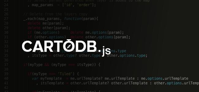 cartodb code