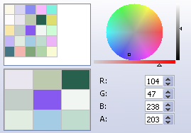 Github Mamontov Cpp Qt Palette Color Picker A Simple Palette