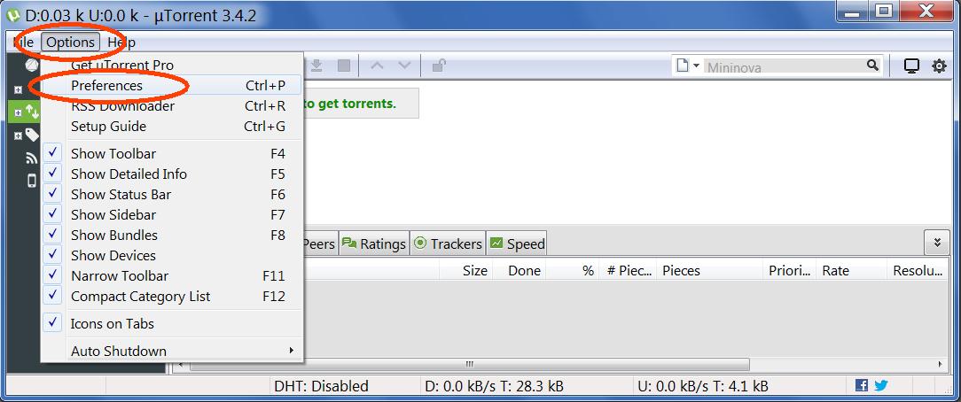 utorrent web toolbar