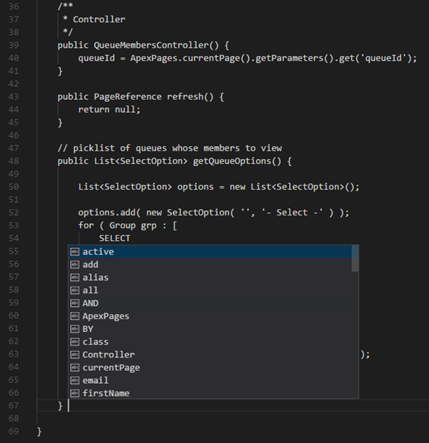 Salesforce Summaries: Visual Studio Code IDE for Eclipse Users