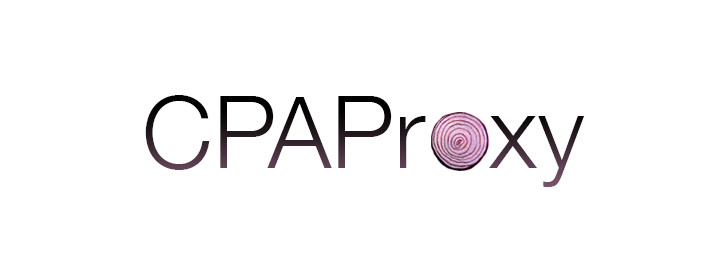 CPAProxy logo