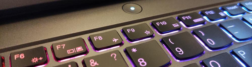 Lenovo Legion 5 Pro 2021 Linux RGB Keyboard Light Controller