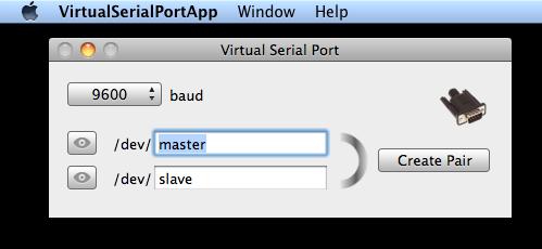 PublicCode/MacOSXVirtualSerialPort at master · clokey