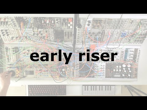 early riser on youtube