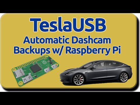 teslausb intro and installation