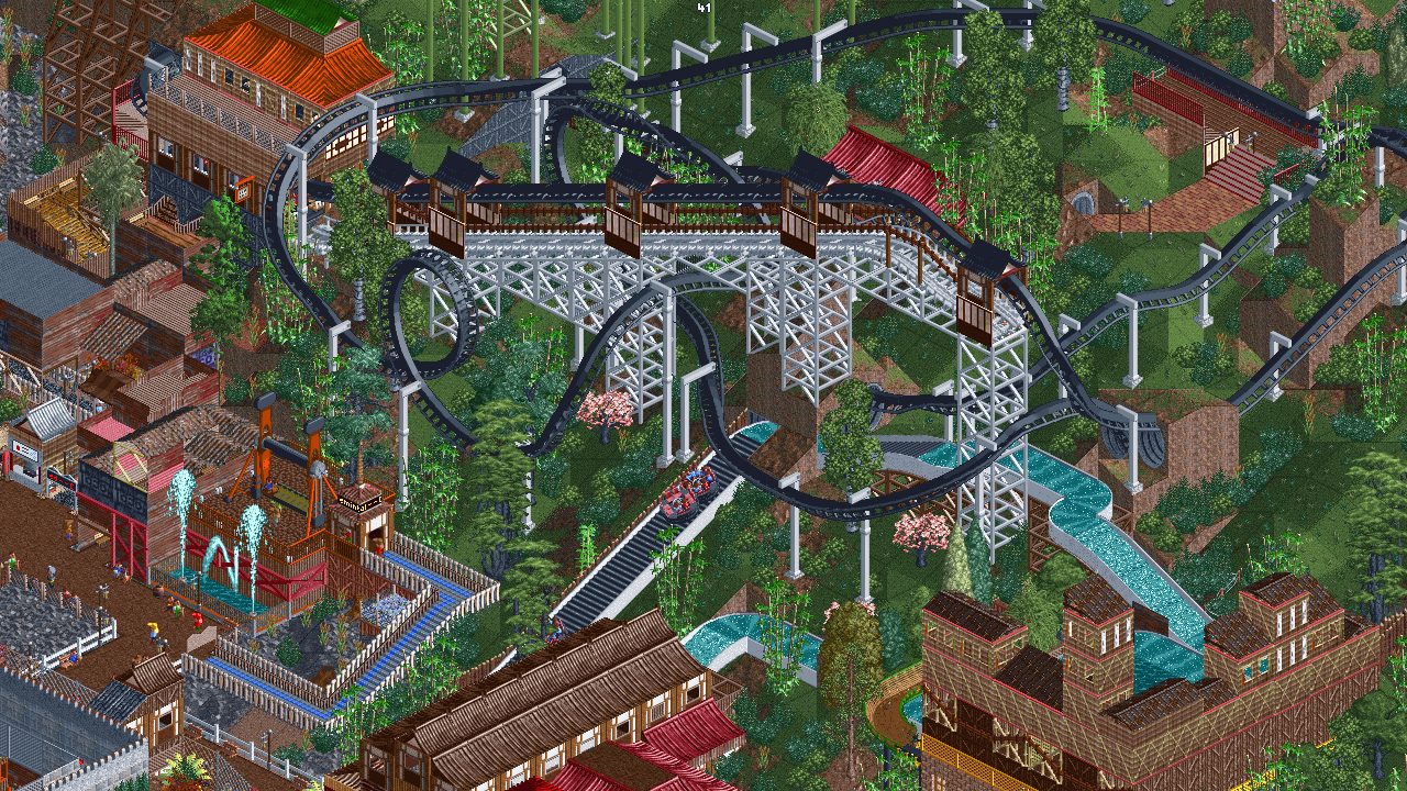 OpenRCT2.org Group Park 5