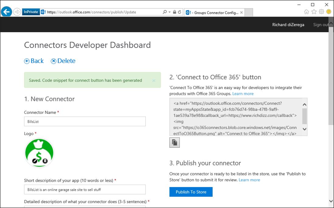 Office-365-Connectors/Workshop/NodeJS at master · OfficeDev/Office