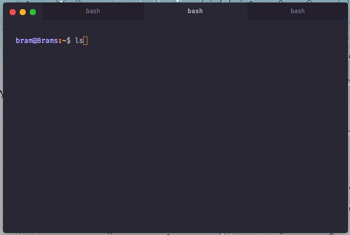 screenshot of Base2Tone Evening Dark in Hyper