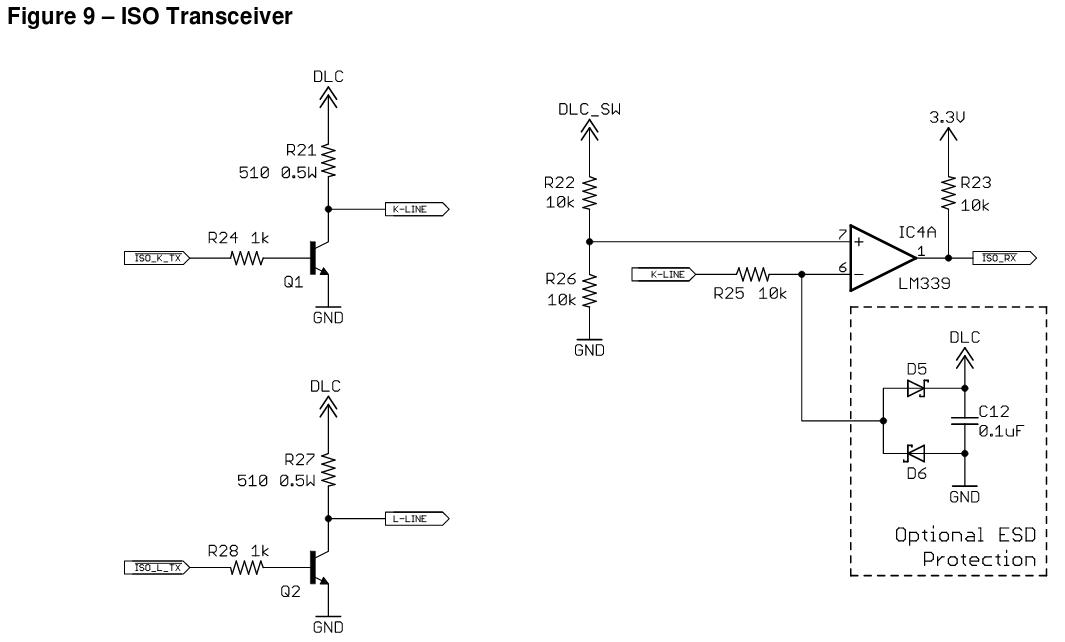 stn1110 · github sae j1850 pin diagram  gists · github