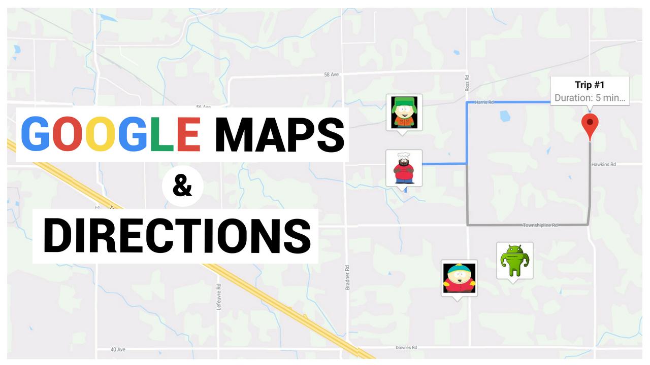GitHub - mitchtabian/Google-Maps-2018: Google maps, directions
