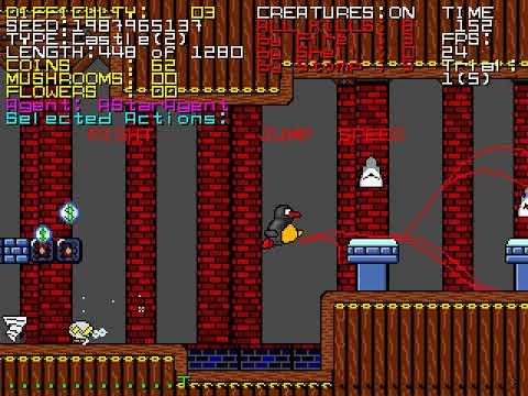 AI Gameplay Video