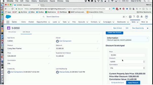 Salesforce Summaries - Simplify Lightning Component Development with