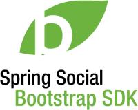 Spring Social Bootstrap SDK