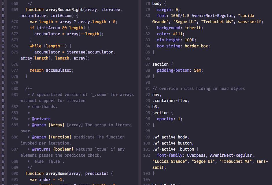 GitHub - atelierbram/Base2Tone-vim: Base2Tone - duotone - Themes for Vim