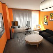 Orange Room VR