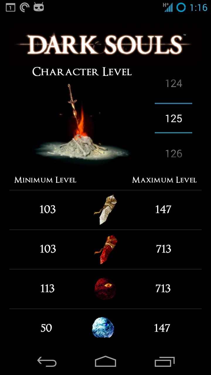 Dark Souls matchmaking niveau gamme