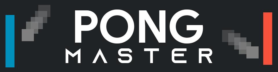 Pong Master Header