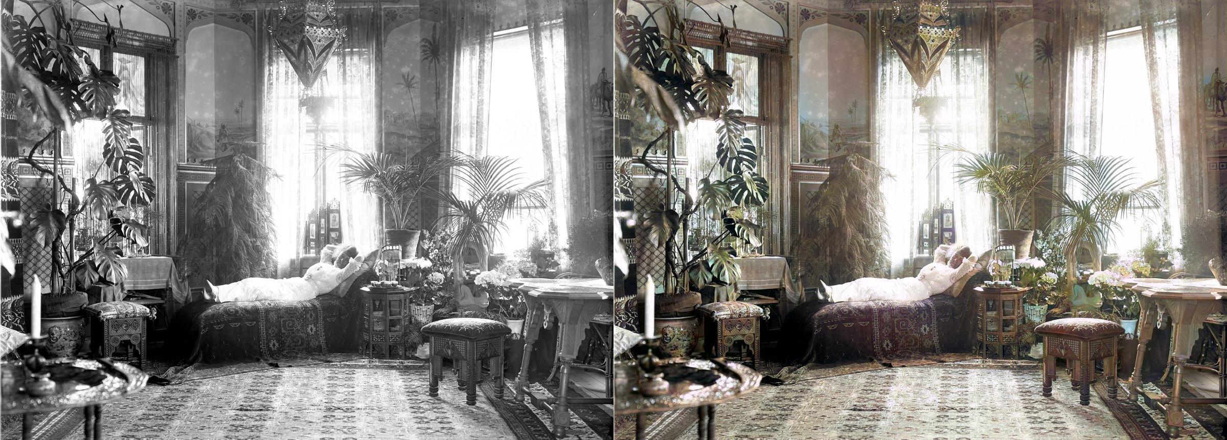 Sweden Living Room
