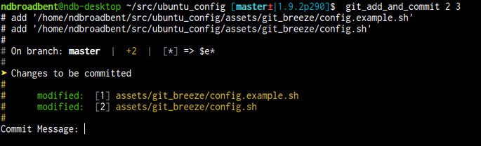 Git Add And Commit