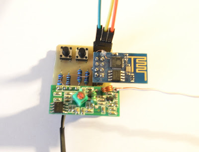 GitHub - BillyWoods/ESP8266-433MHz-OOK-Alarm-System: WiFi enable