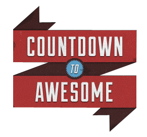 countdown to awesome!