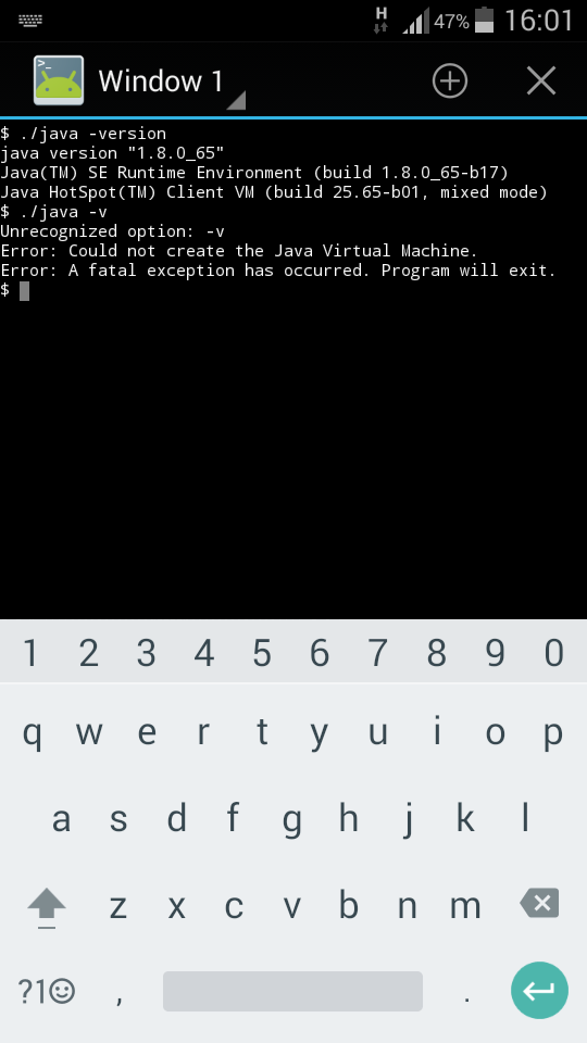 Package request: javac/jar/jdk · Issue #324 · termux/termux