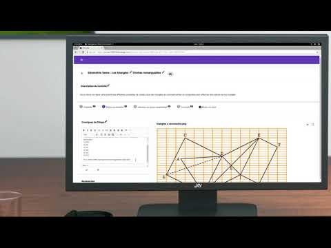 Presentation video of Toccata (French)
