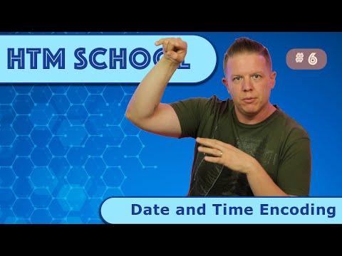 Datetime Encoding