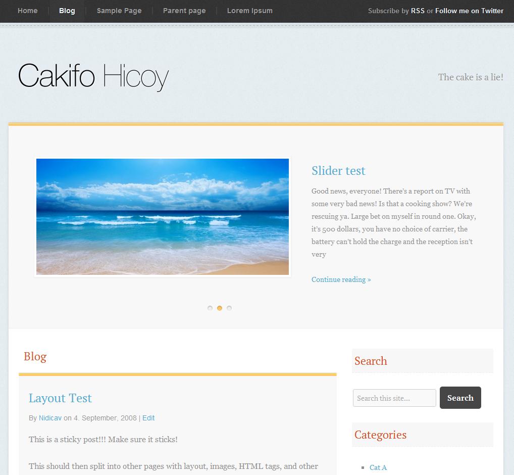 Cakifo preview