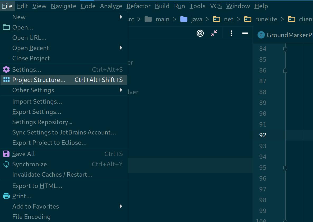 Building with IntelliJ IDEA · runelite/runelite Wiki · GitHub