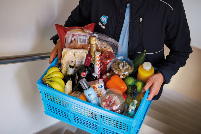 Ahold Delhaize: Grocery delivery