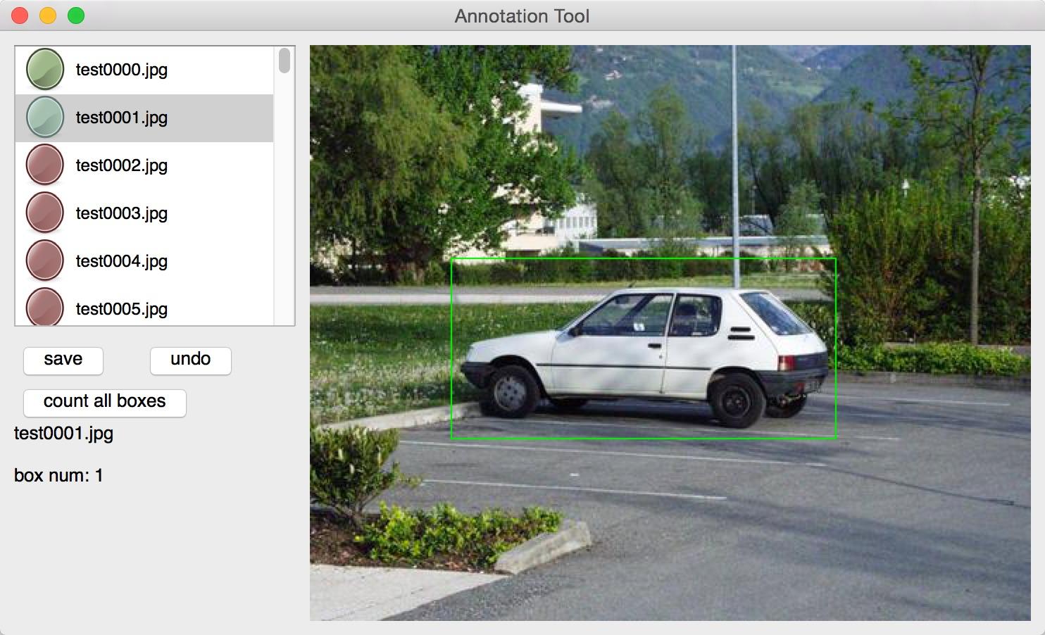 GitHub - rupy/HumanDetection: Human detection program for