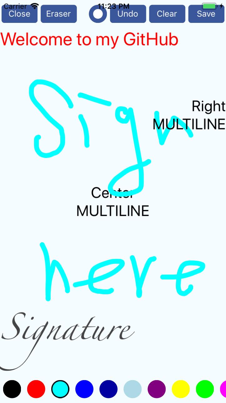 GitHub - terrylinla/react-native-sketch-canvas: A React
